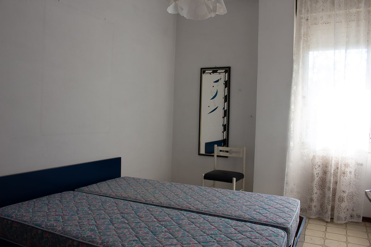 valorizzazione camera da letto - prima