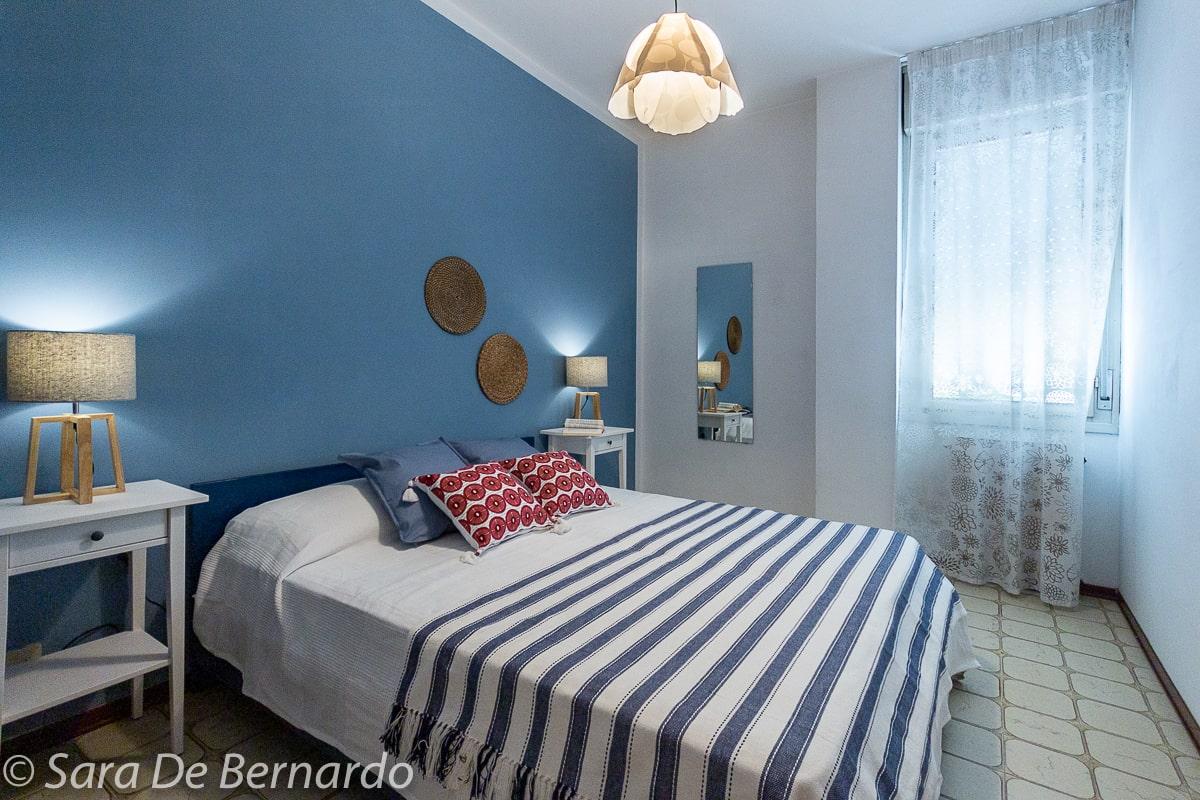 valorizzazione camera da letto - dopo